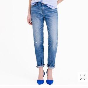 J Crew Boyfriend Jeans (Size 28)